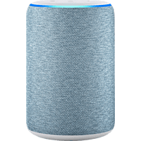 AMAZON Echo (3. Generation) Smart Speaker, Dunkelblau Stoff