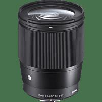 SIGMA Contemporary - 16 mm, f./1.4