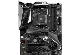 MSI MPG X570 Gaming Pro Carbon WIFI Mainboard, Schwarz