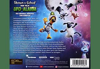 Shaun Das Schaf - UFO Alarm-Hörspiel z.Kinofilm  - (CD)
