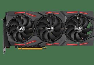 ASUS Radeon™ RX 5700 XT ROG Strix Gaming OC 8GB (90YV0D90-M0NA00) (AMD, Grafikkarte)