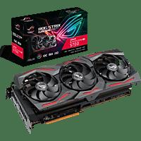 ASUS Radeon ROG-STRIX-RX5700-O8G-GAMING (90YV0DD0-M0NA00) (AMD, Grafikkarte)