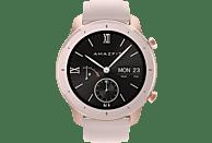AMAZFIT GTR 42.6 mm Smartwatch Aluminium Silikon, 118 mm + 75 mm, Cherry Blossom Pink