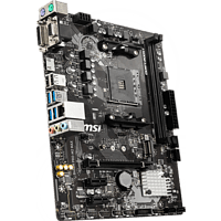 MSI MSI B450 Pro-M2 MAX Mainboard Schwarz