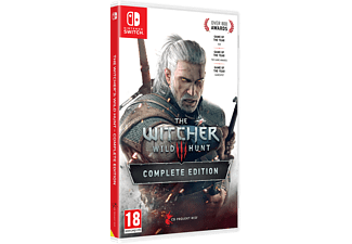 The Witcher 3: The Wild Hunt - Complete Edition (Nintendo Switch)