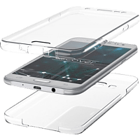 AGM 29001 , Full Cover, Apple, iPhone 11, Thermoplastisches Polyurethan, Transparent