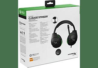 HYPERX CloudX Stinger™, Over-ear Headset Schwarz