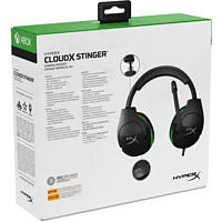 HYPERX CloudX Stinger™ Headset Schwarz
