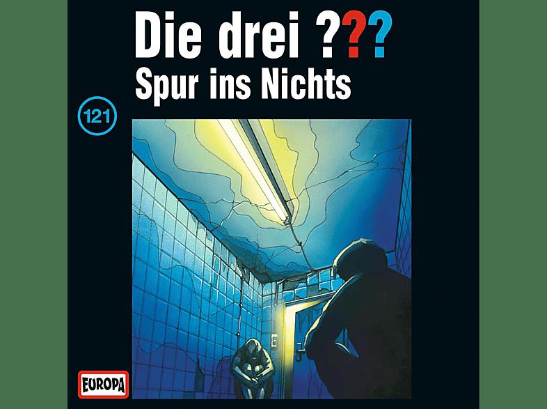 Die drei ??? 121: Spur ins Nichts - (CD)