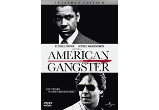 American Gangster - Extended Version DVD