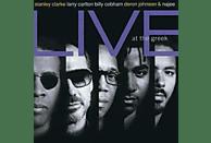 Stanley Clarke - STANLEY CLARKE & FRIENDS LIVE AT THE GREEK [CD]