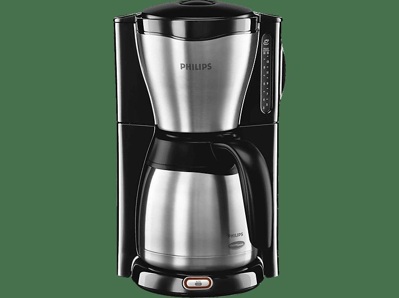 PHILIPS HD7546/20 Gaia Therm Kaffeemaschine Schwarz