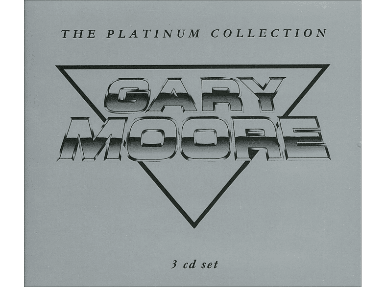 Gary Moore - Platinum Collection CD