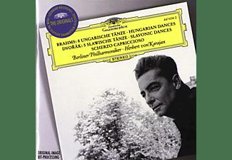 Carl August Nielsen, Herbert Von Bp/karajan - Ungarische Tänze/Slawische Tänze  - (CD)