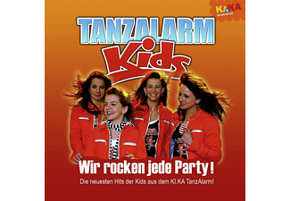 Tanzalarmkids - Wir Rocken Jede Party!  - (CD)