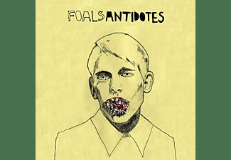Foals - ANTIDOTES  - (CD)