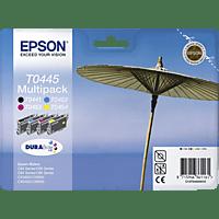 EPSON Original Tintenpatrone Sonnenschirm Multipack mehrfarbig (C13T04454010)
