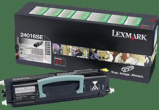LEXMARK 24016SE Rückgabe-Tonerkassette  Schwarz