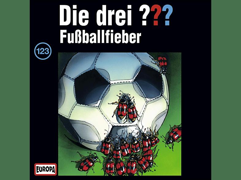 Die drei ??? 123: Fußballfieber - (CD)