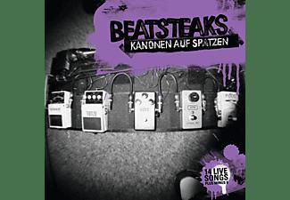 Beatsteaks - KANONEN AUF SPATZEN - 14L LIVE SONGS  - (CD)