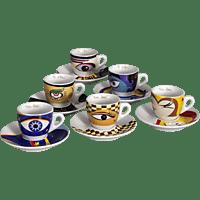 ZELLER 26510 Eyes Espresso-Set