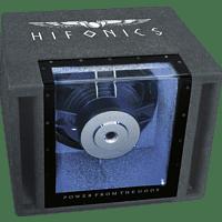 HIFONICS TX8BPI Single Gehäusesubwoofer Passiv
