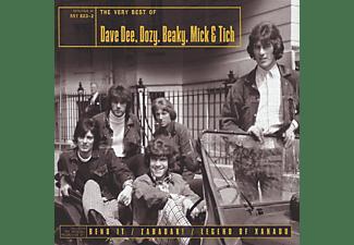 Dave Dee, Dave Dee, Dozy, Beaky, Mick & Tich - BEST OF  - (CD)