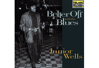 Junior Wells - Better Off With The Blues  - (CD)