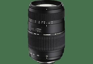 TAMRON AF 70 mm - 300 mm f/4-5.6 Di, LD (Objektiv für Nikon F-Mount, Schwarz)