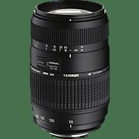 TAMRON AF 70 mm-300 mm f/4-5.6 Di, LD (Objektiv für Nikon F-Mount, Schwarz)
