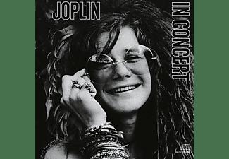 Janis Joplin - IN CONCERT  - (CD)