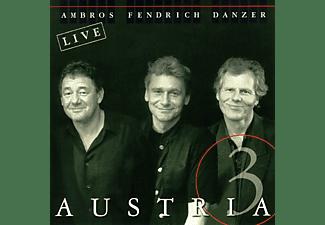 Fendrich/Ambros/Danzer - Austria 3 [CD]