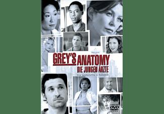 Grey's Anatomy - Staffel 2 DVD