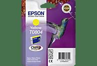 EPSON Original Tintenpatrone Kolibri Gelb (C13T08044011)