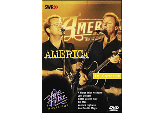 America - In Concert - Ohne Filter  - (DVD)