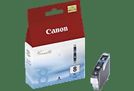 CANON CLI-8 PC Tintenpatrone Cyan (0624B001)