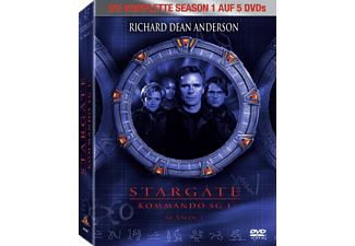 Stargate Kommando SG1 - Staffel 1 DVD