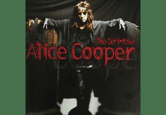 Alice Cooper - The Definitive Alice  - (CD)