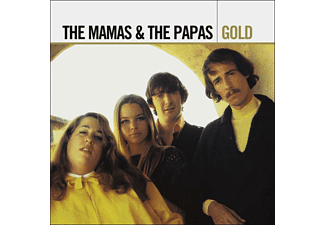 The Mamas And The Papas - GOLD  - (CD)