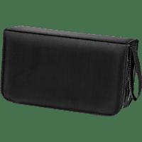 HAMA CD Wallet CD-Tasche, Schwarz